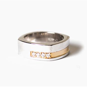 square-signet-ring
