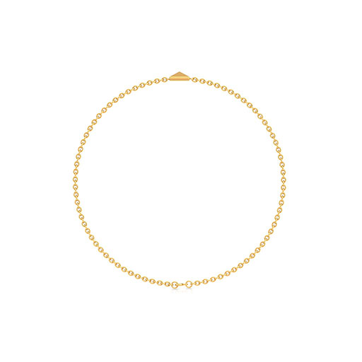 pyramid-bracelet-one-yellow-gold-medium