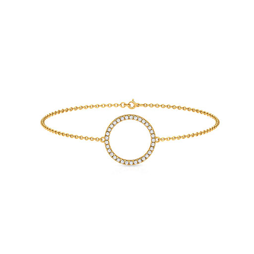 studded-modish-bracelet-yellow-gold-medium