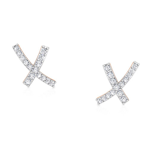 arched-xx-stud-earrings-rose-gold-medium