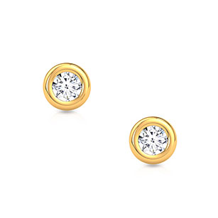 bezel-diamond-stud-earrings-yellow-gold-small