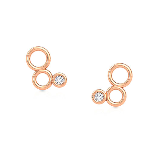 bubble-stud-earrings-rose-gold-medium