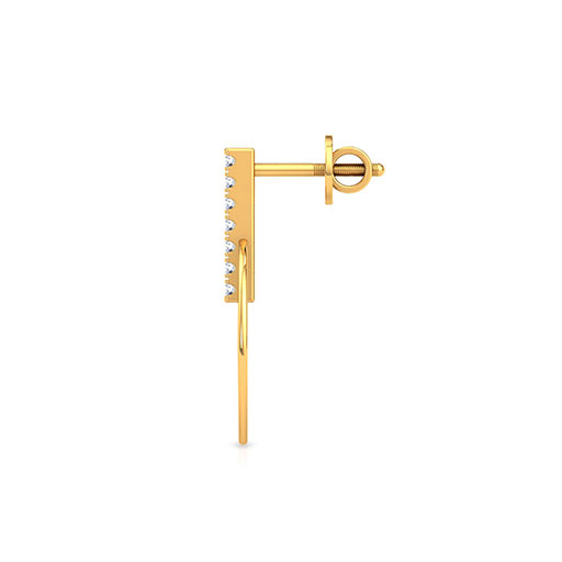clutched-medal-drop-earrings-one-yellow-gold-medium