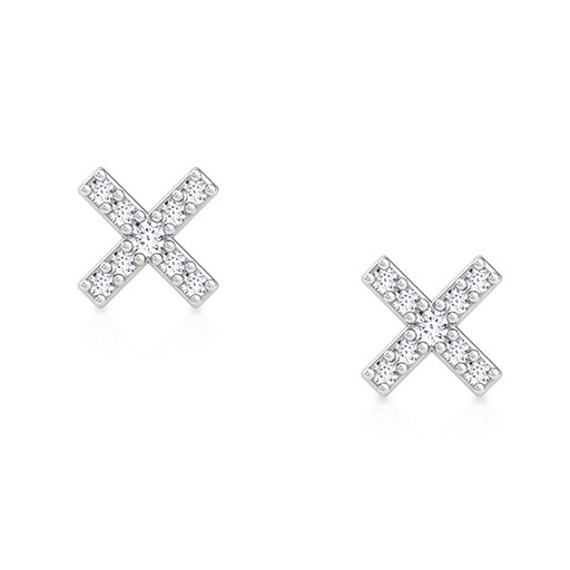 crossbar-stud-earrings-white-gold-medium