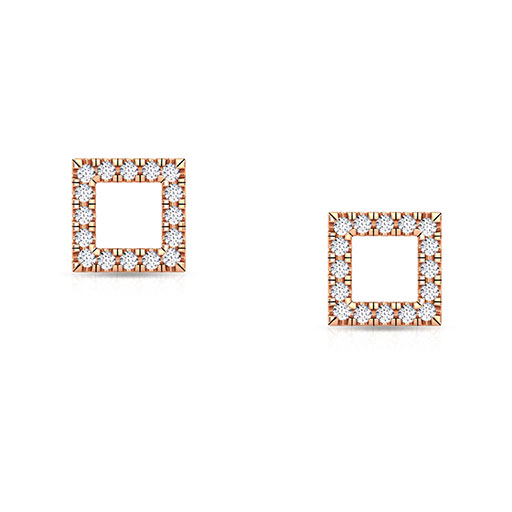 diamond-frame-stud-earrings-rose-gold-medium