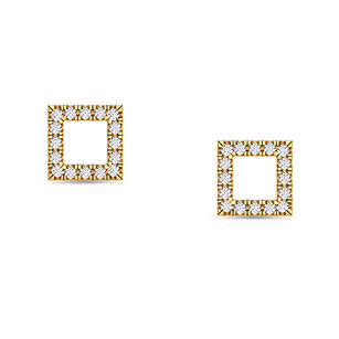 diamond-frame-stud-earrings-yellow-gold-small