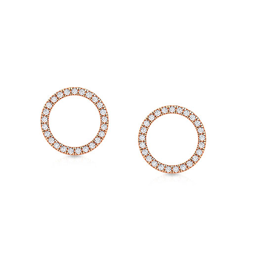 diamond-open-circle-stud-earrings-rose-gold-medium