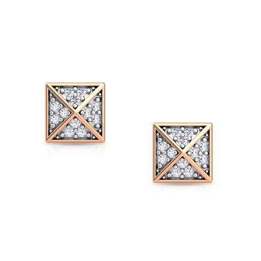 grand-pyramid-stud-earrings-rose-gold-medium