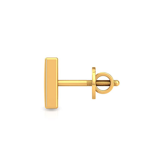 mini-bar-stud-earrings-one-yellow-gold-medium