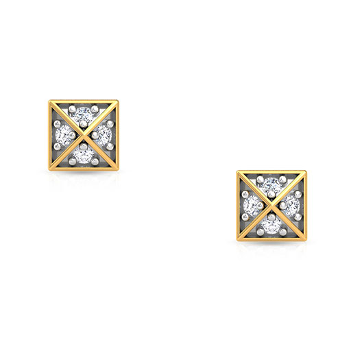 mini-grand-pyramid-stud-earrings-yellow-gold-medium