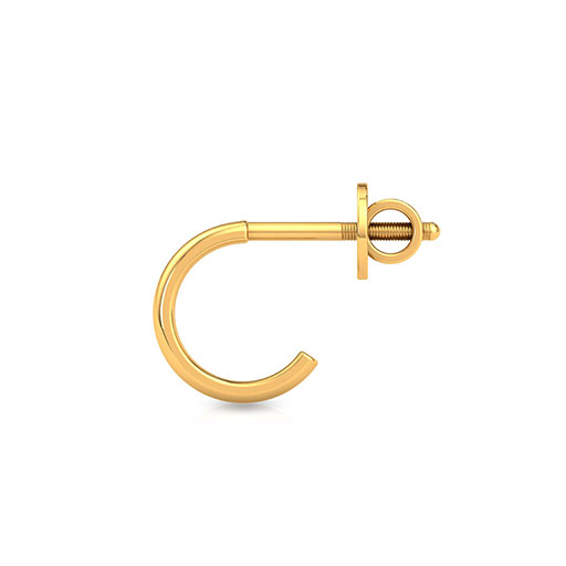 mini-modern-hoop-earrings-one-yellow-gold-medium