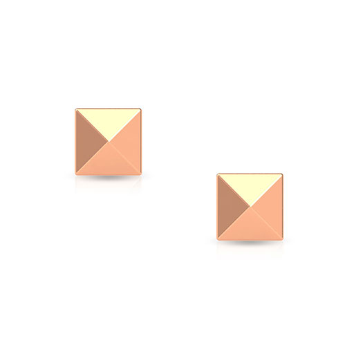 mini-pyramid-stud-earrings-rose-gold-medium