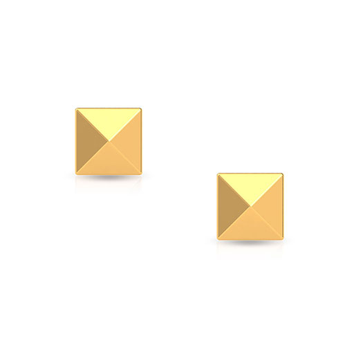 mini-pyramid-stud-earrings-yellow-gold-medium