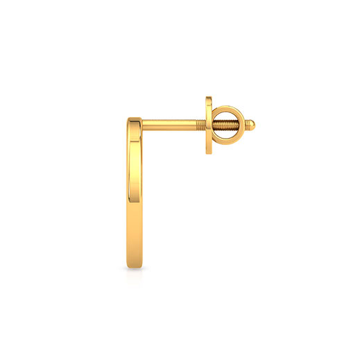 modish-stud-earrings-one-yellow-gold-medium