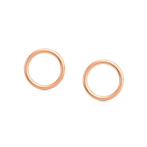 modish-stud-earrings-rose-gold-medium