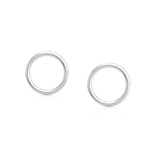 modish-stud-earrings-white-gold-medium