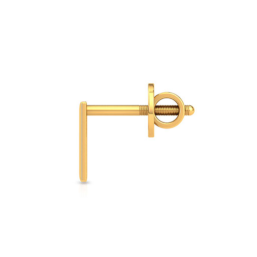royal-frame-stud-earrings-one-yellow-gold-medium