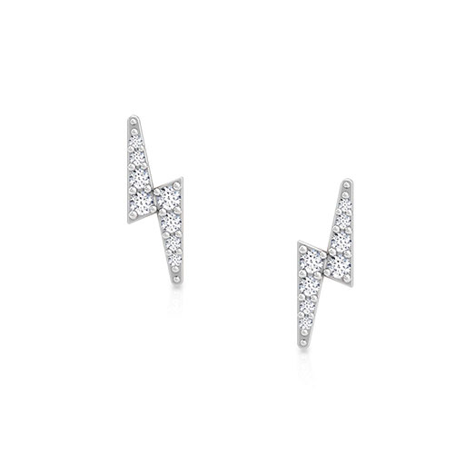 spark-stud-earrings-yellow-gold-medium