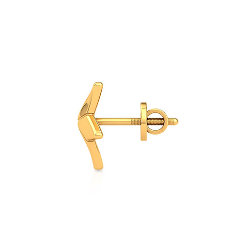 star-studded-stud-earrings-one-yellow-gold-medium