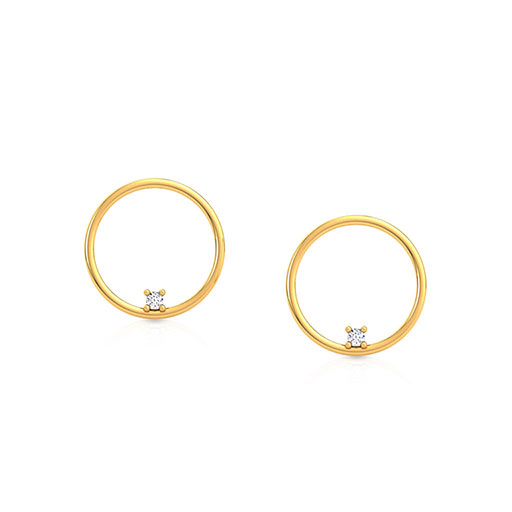 studded-modish-stud-earrings-yellow-gold-medium