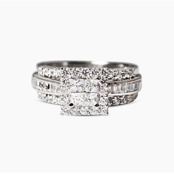 cluster-princess-cut-ring