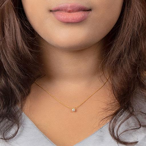 bezel-diamond-necklace-model-m