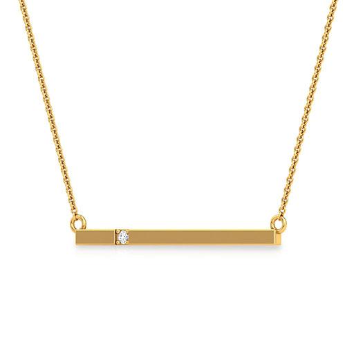 flicker-badge-necklace-one-yellow-gold-medium