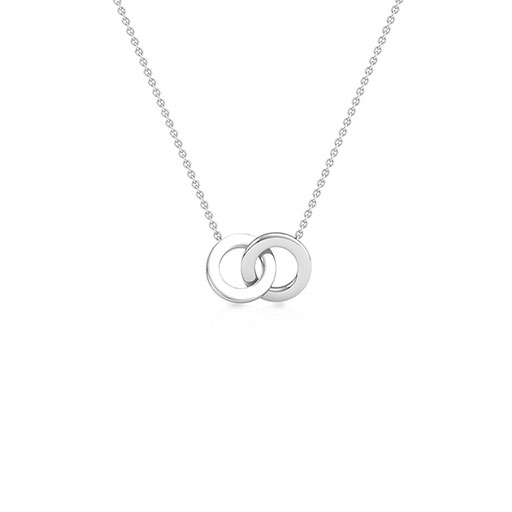 golden-interlock-necklace-white-gold-medium