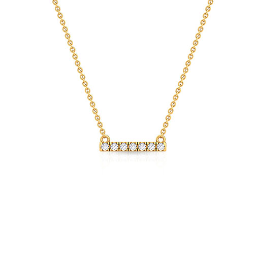 mini-royal-badge-necklace-yellow-gold-medium