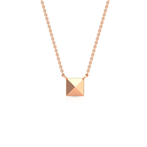 pyramid-necklace-rose-gold-medium