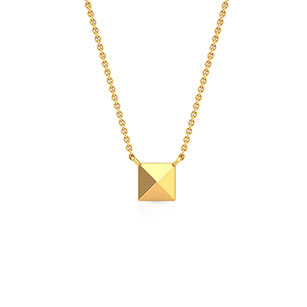 pyramid-necklace-yellow-gold-small