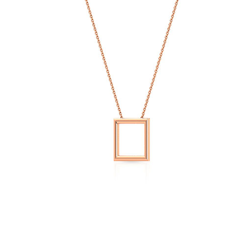 royal-frame-necklace-one-rose-gold-medium