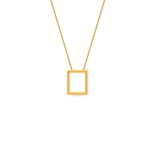 royal-frame-necklace-one-yellow-gold-medium