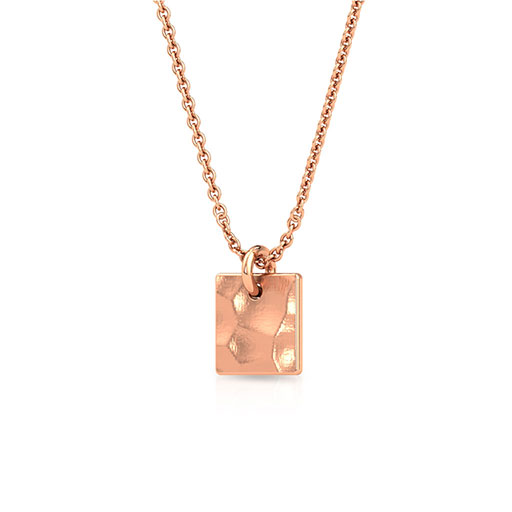hammered-box-pendant-one-rose-gold-medium
