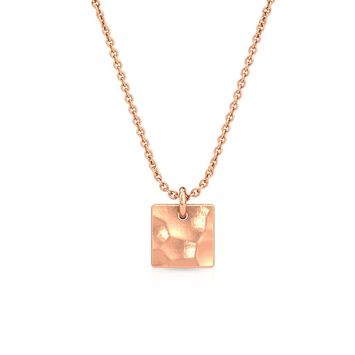 hammered-box-pendant-rose-gold-medium