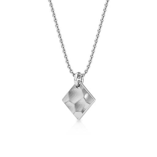 hammered-kite-pendant-one-white-gold-medium