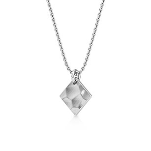 hammered-kite-pendant-one-white-gold-small