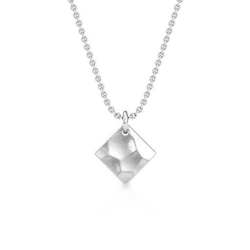 hammered-kite-pendant-white-gold-medium