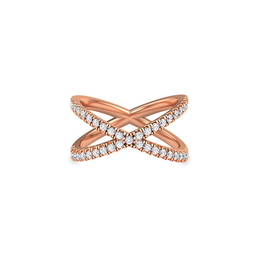 pave-infinity-cross-casual-ring-rose-gold-medium