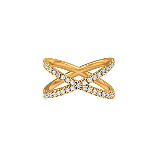 pave-infinity-cross-casual-ring-yellow-gold-medium