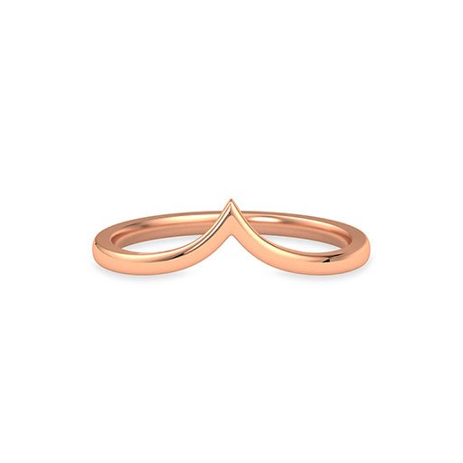 risen-wave-casual-ring-rose-gold-medium