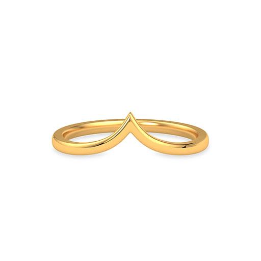 risen-wave-casual-ring-yellow-gold-medium
