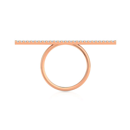 studded-boho-casual-ring-one-rose-gold-medium