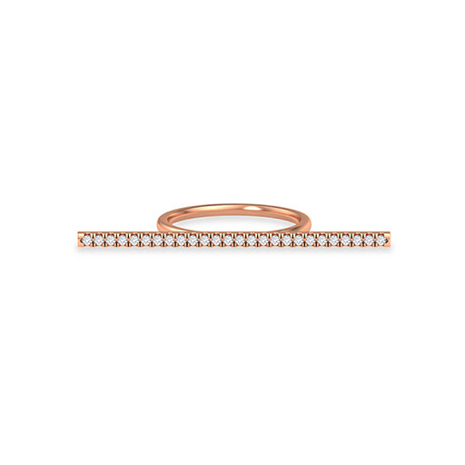 studded-boho-casual-ring-rose-gold-medium