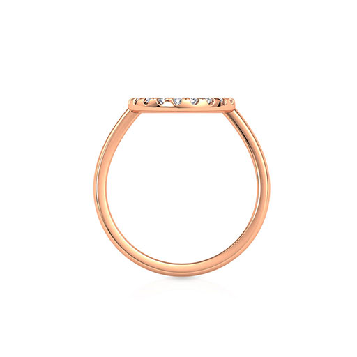 studded-modish-casual-ring-one-rose-gold-medium