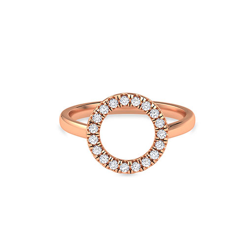 studded-modish-casual-ring-rose-gold-medium